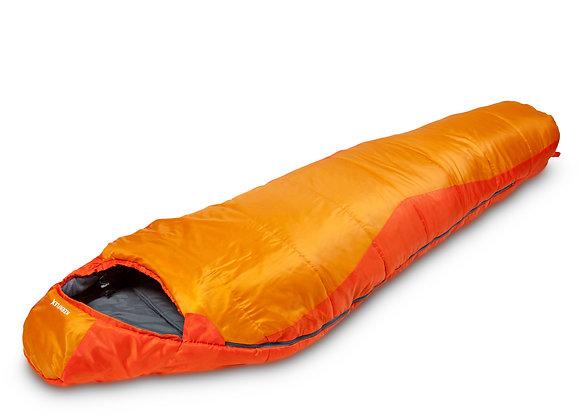 Mummy Sleeping Bag / Orange