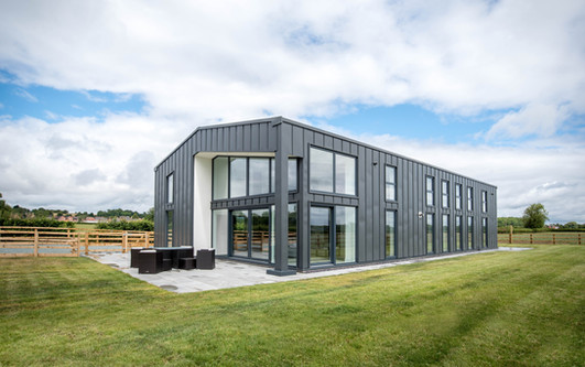 Green Acre Barn Conversion