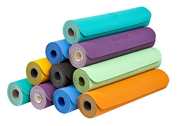 pilates mat KeenFlex