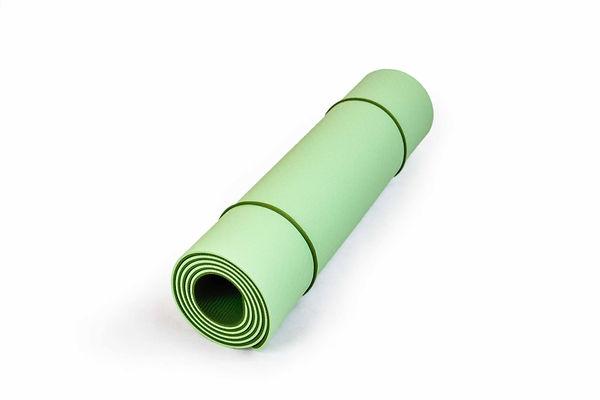 Non slip eco green exercise mat