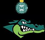 logo coritiba crocodiles(lettering preto