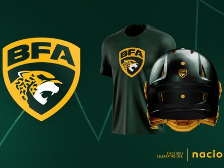 Liga BFA lança novo projeto de marca visando desenvolvimento do Futebol Americano no Brasil