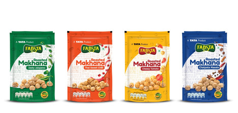 Fabsta Roasted Makhana_Packaging Shot
