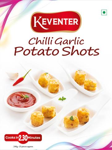 Keventer Chilli Garlic Potato