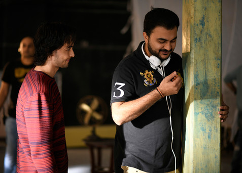 Aayush Sharma & Abhiraj