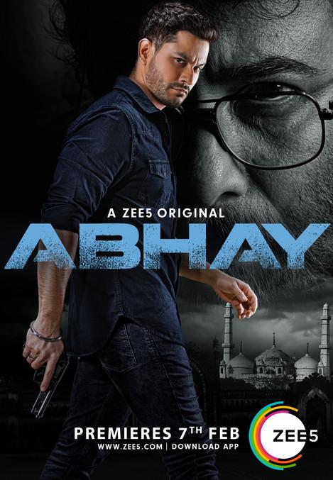 Kunal Khemu as ABHAY