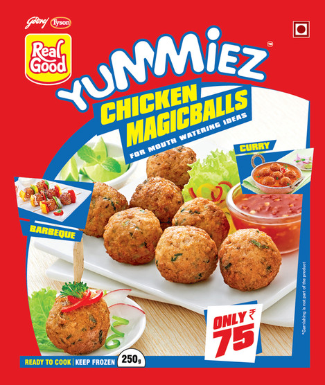 Godrej Yummiez Chicken Balls