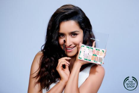 The Body Shop - Shraddha Kapoor 1