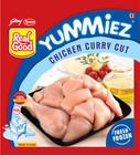 Godrej Yummiez Chicken Curry Cut