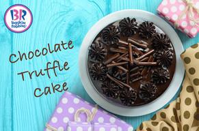 Baskin Robbins - Truffle Ca