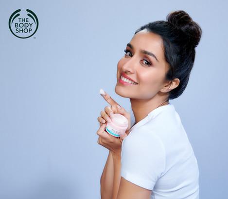 The Body Shop - Shraddha Kapoor 2