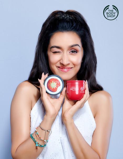 The Body Shop - Shraddha Kapoor 3
