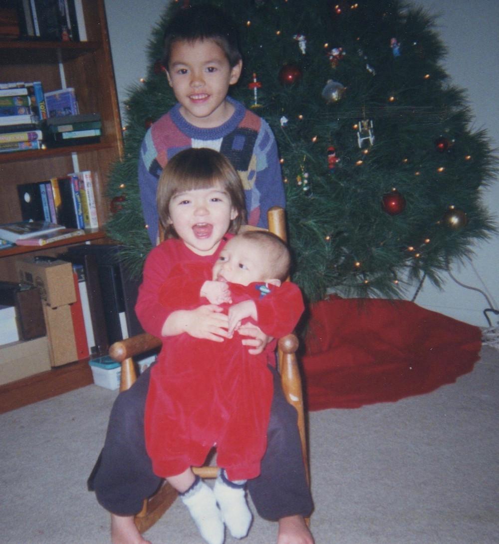 Mashu, Maya and Sanshiro 2000