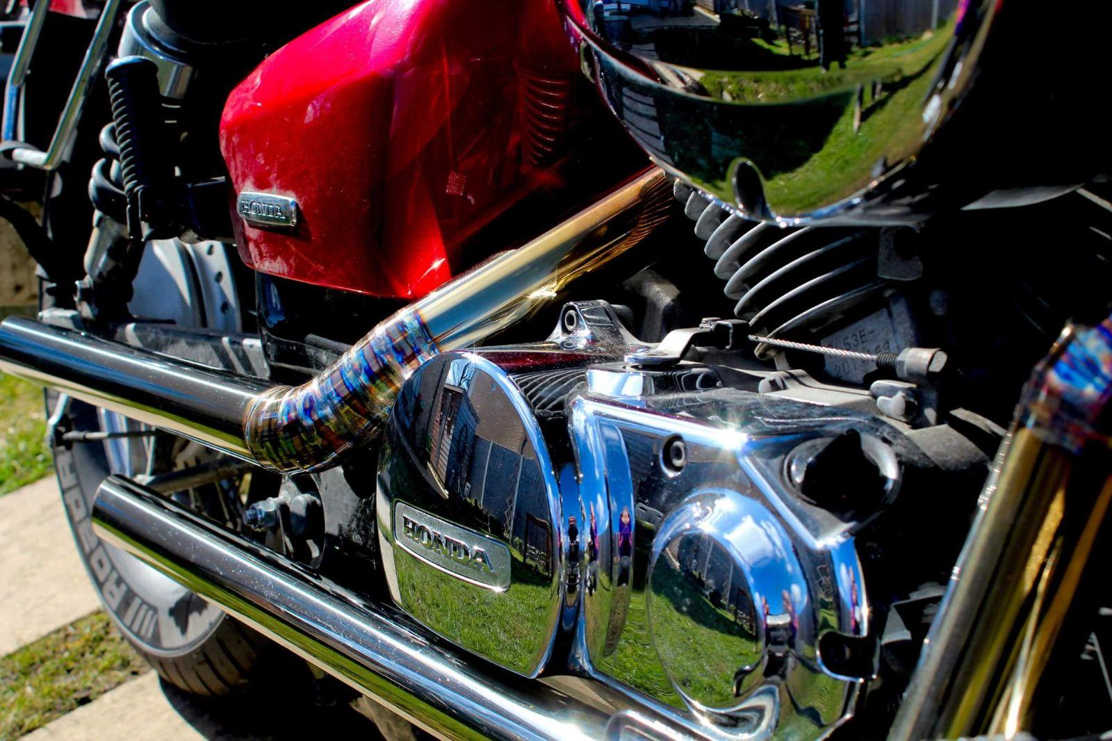 Honda Shadow custom