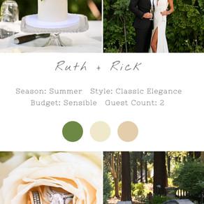 RUTH + RICK - HAVEST INN NAPA ELOPEMENT