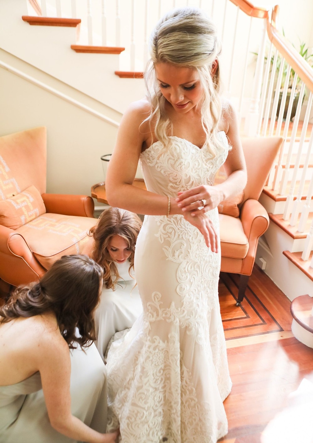 wine country wedding planner