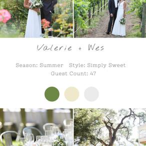 VALERIE + WES - KENWOOD WEDDING