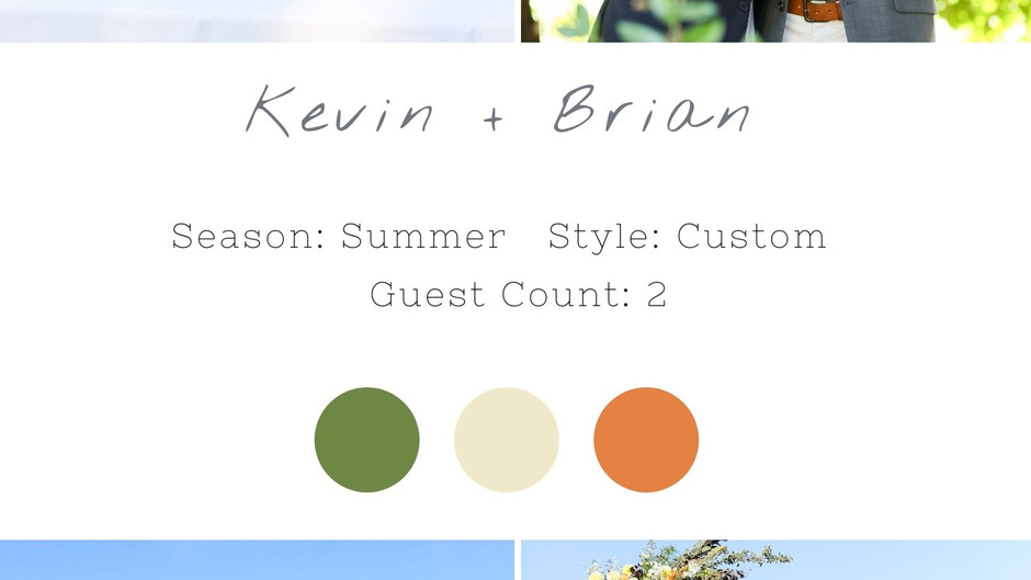 KEVIN + BRIAN - HAVEST INN NAPA ELOPEMENT