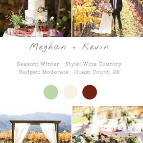 MEGHAN + KEVIN - HARVEST INN NAPA WEDDING