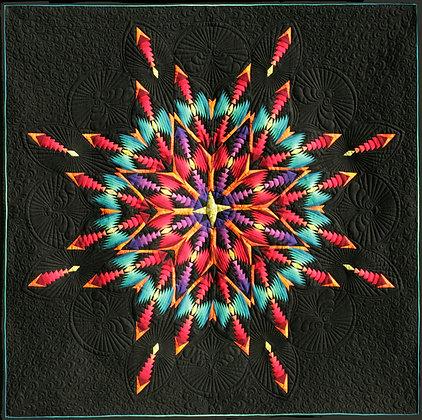 Fireworks - digital pattern