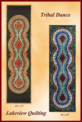 Tribal Dance Digital Pattern