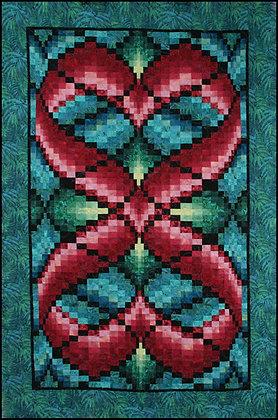Hearts Entwined - digital pattern