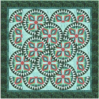 Tribal Coins Digital Pattern