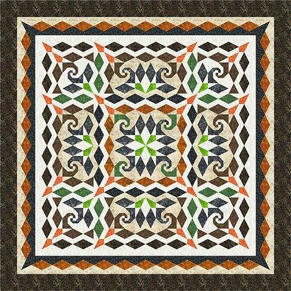 Dynasty - digital pattern