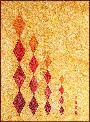 Radiance - digital pattern