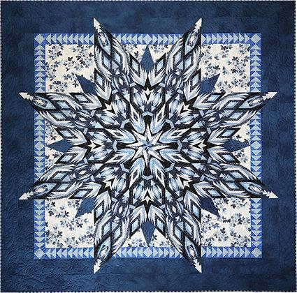 Ice Queen Digital Pattern