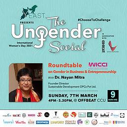 Roundtable on Gender in Business & Entre