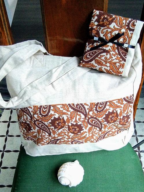 Fabulous Ethnic print Tote bags