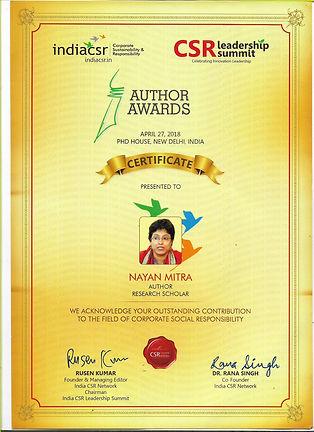IndiaCSR Author Award 2018.jpg