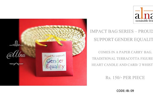 Impact Bags - Proud to support gender equality