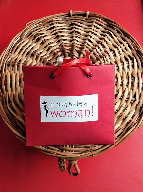 Impact Bag Series - Proud to be a Woman
