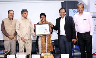 2. Award by the Public Relations Society of India (PRSI) as Certificate of Acclamation awa