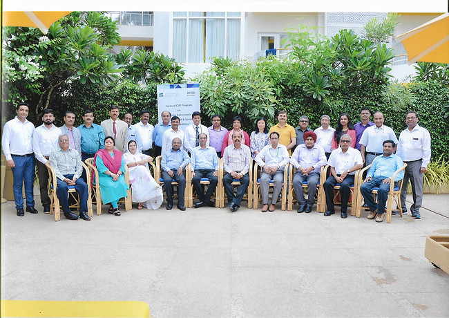 IICA Corporate Training, Goa - April 2,