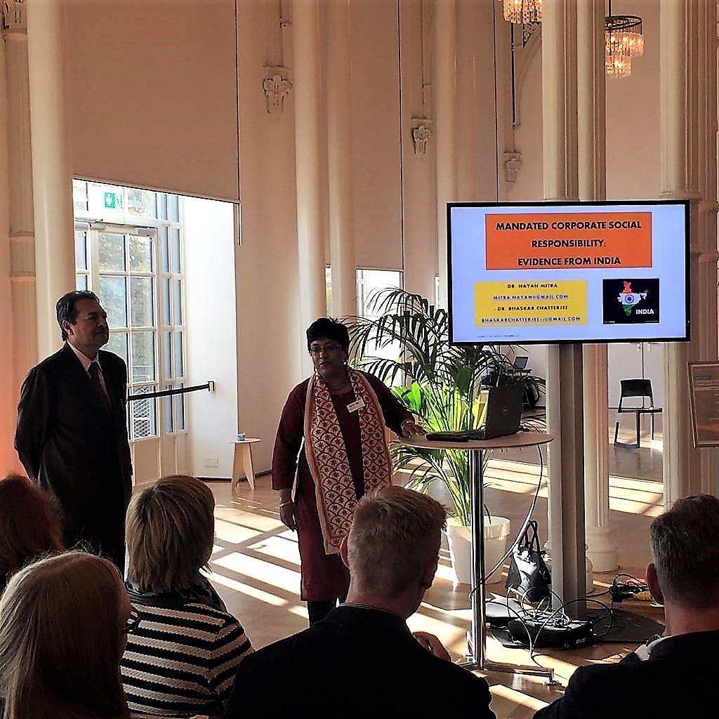 Presentation - Dr. Mitra & Dr