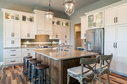 farm house style cabinets