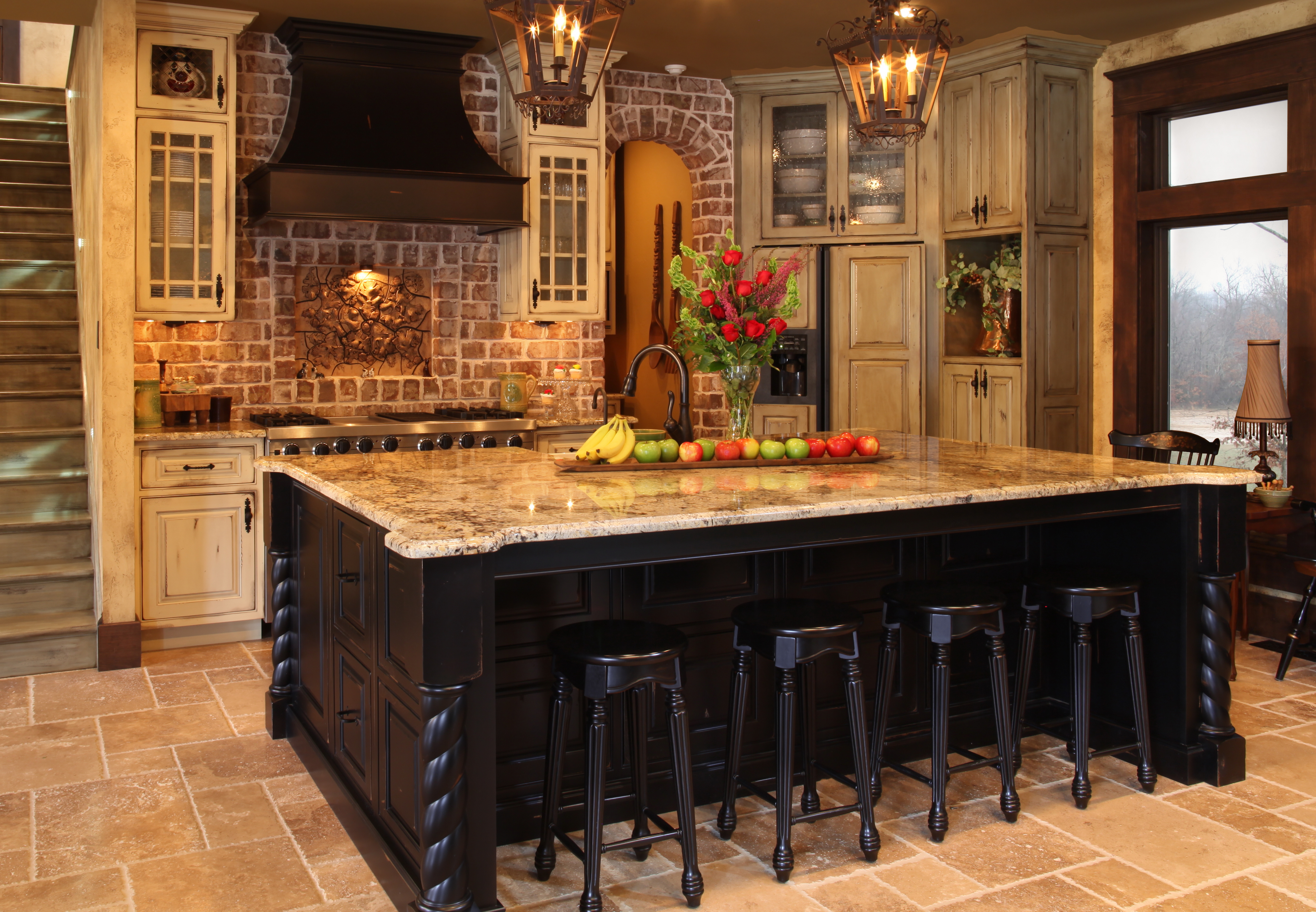 oxford raised cabinetry style