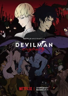 Devilman: CrybabyPoster