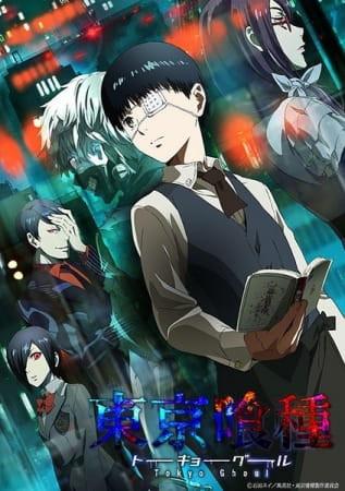 Tokyo Ghoul Poster