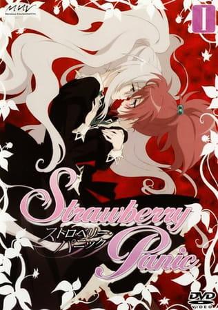 Strawberry Panic Poster