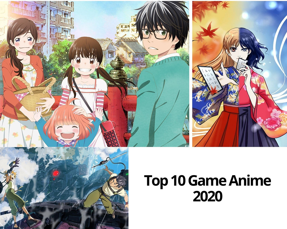 Top 10 Magic Anime 2020