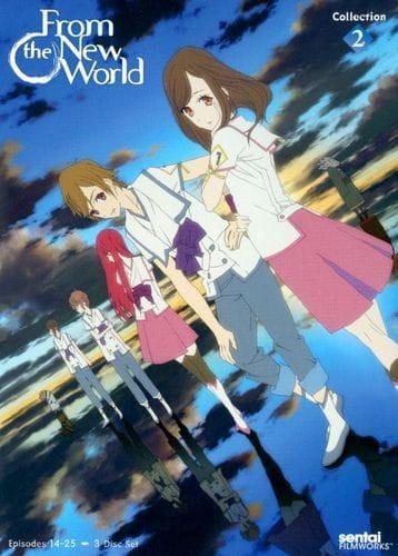 Shinsekai yori Poster