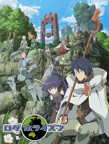 Log Horizon Poster