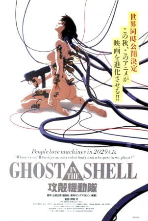 Ghost in Shell Poster