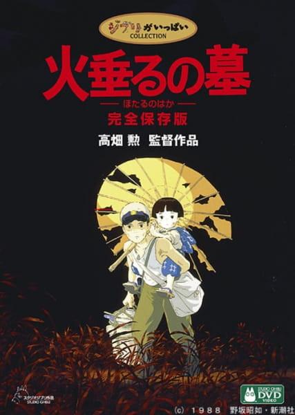 Hotaru no Haka Poster