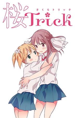 Sakura Trick Poster