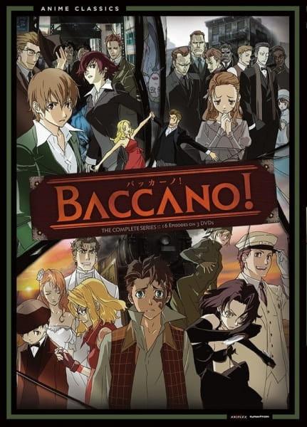 Baccano! Poster